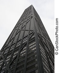 John Hancock Building in Chicago, Illinois USA