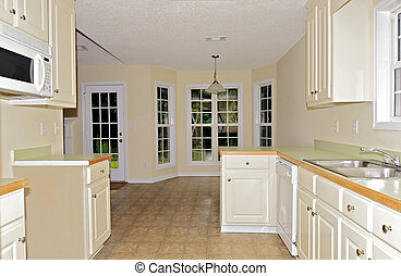 Small Kitchen Dining Area