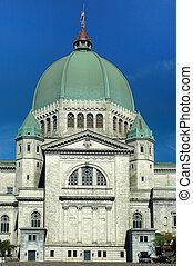 St. Josephs Oratorium - St.Joseph Oratory in Montreal,...