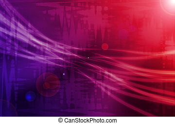 abstract background with light and flare - abstract...