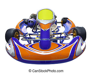 karting racing car