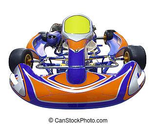 karting racing car