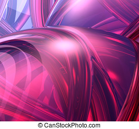 Arch and Orb Collage Abstract - Abstract Background - 3d...