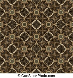 Intricate Woven Abstract - Abstract Background - Woven...