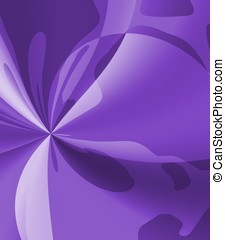 Purple Patch Abstract - Abstract Background - Shades of...