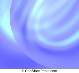 Layer Blue Abstract - Abstract Background - Flowing blue in...