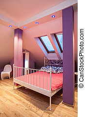 Amaranth house - Pink bedroom - Amaranth house - Cute...