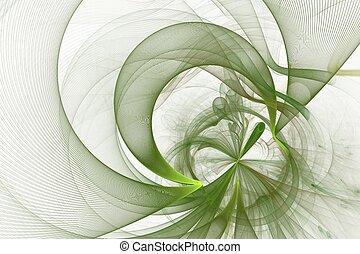 Awakening - 3D Fractal Design