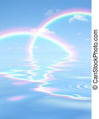 Rainbow Day Fantasy