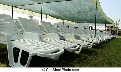 summer chairs - lot of a fun and summer happines