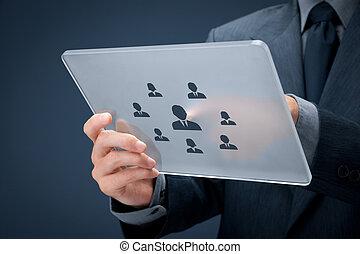 humano, recursos, reclutamiento