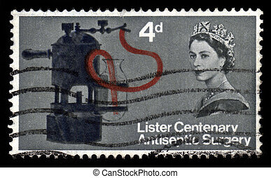 lister, centenary antiseptic surgery - GREAT BRITAIN u2013...