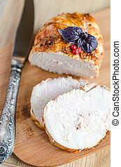 pollo, pastrami