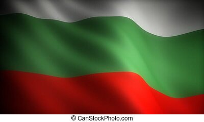 Flag of Bulgaria seamless