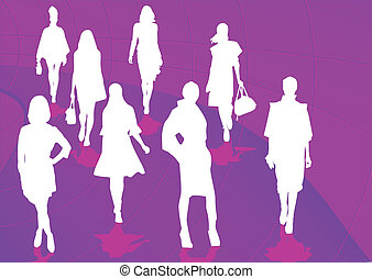 fashion Shadows for your design