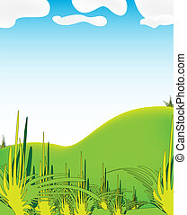 vector frame for your design