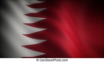 Flag of Qatar (seamless)