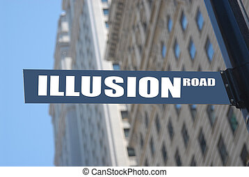 Illusion road