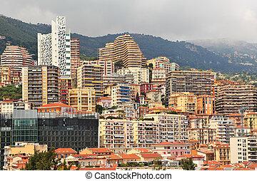 Residential building in Monte Carlo, Monaco.