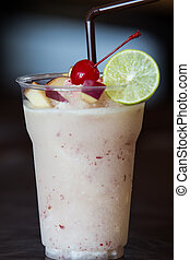 Apple smoothies - Apple Juice smoothies are a delicious...