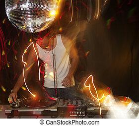 fresco, DJ