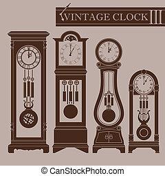 Vintage clock III