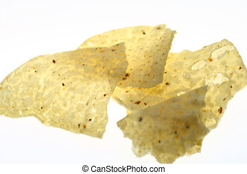 Corn Tortilla Chips - Plain chips