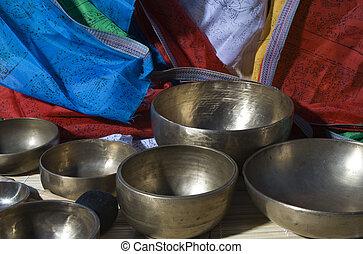 Singing bowl - Tibetan singing bowl for sound healing