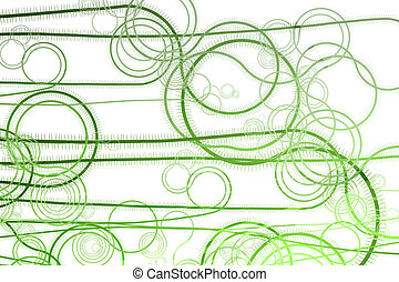 Curving Vegetation Winding Vines - A Curve Vegetation...