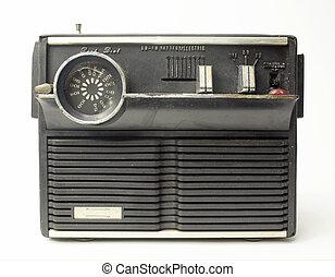 transistor radio - a vintage transistor radio
