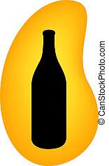 Alcoholic drink logo