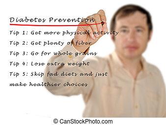 diabetes, prevenção