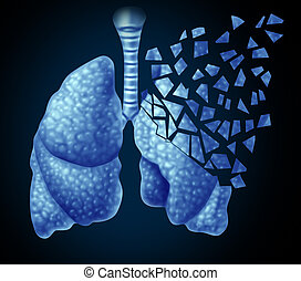 Lung Illness - Lung illness and losing human lungs health...