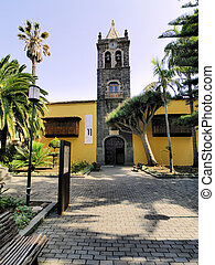 San Cristobal de la Laguna - old capital of Tenerife, Canary...