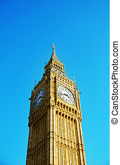 Bigben - A portrait photo of Bigben