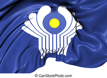Commonwealth of Independent States Flag