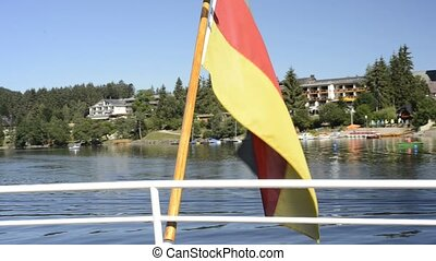 boat trip on lake Titisee