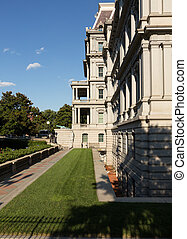 Executive Office Building Washington DC - Eisenhower...