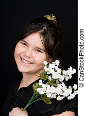Cute Child Portrait