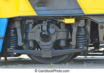 Railway wheels wagon recondition - details of railway wheels...