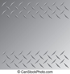 Diamond Plate Border