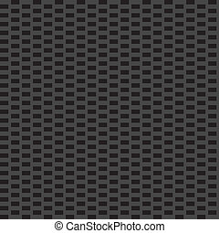 Carbon Fiber - A custom carbon fiber texture in black and...