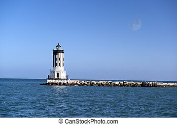 California Lighthouse - A picture of Angels Gate lighthouse...