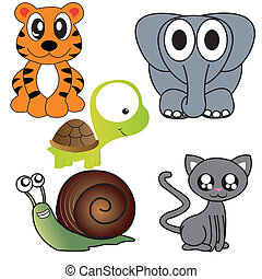 animals icons