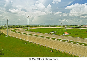 Asian Racetrack - San Lazaro Hippodrome, one of the highend...