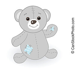 Toys - Teddy bear