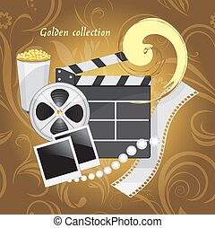 Film industry objects
