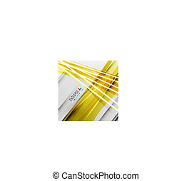 Yellow straight lines background