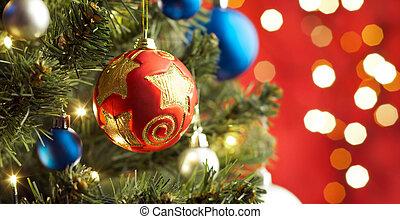 クリスマス, 安っぽい飾り