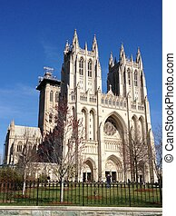 National Cathedral - The National Cathedral in Washington...